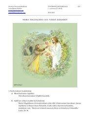 Jeesus ilmestyi Maria Magdaleenalle - Suomen Tunnustuksellinen ...