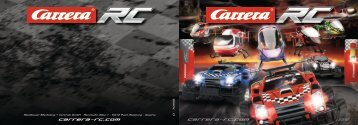 Carrera RC Herbst-Folder 2012