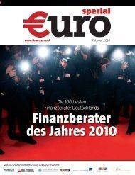 Euro Spezial 2010 - Ergin Finanzberatung