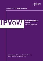 Länderbericht Deutschland - aktuelle Projekte