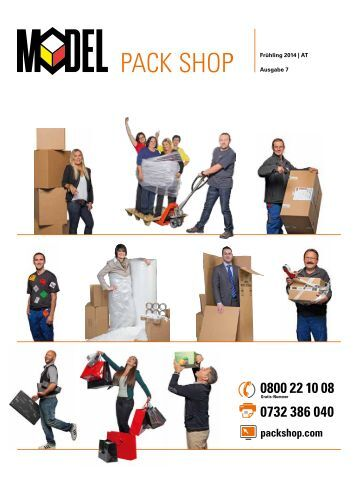 Packshop Katalog Ausgabe 7, AT