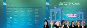 Invitation - New York Women in Communications, Inc.