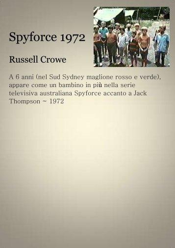 Spyforce 1972