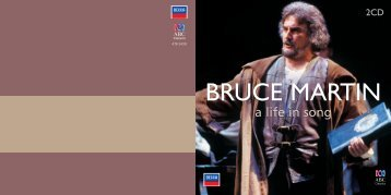 Bruce Martin Booklet - Buywell
