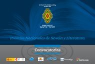 Premios Nacionales de Novela y Literatura - BBVA Previsión AFP