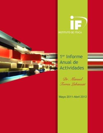 Informe - UNAM