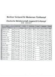 Page 1 Berliner Verband für Modernen Fünfkampf eutsche ...
