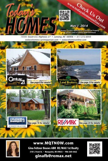 Todays Homes May14