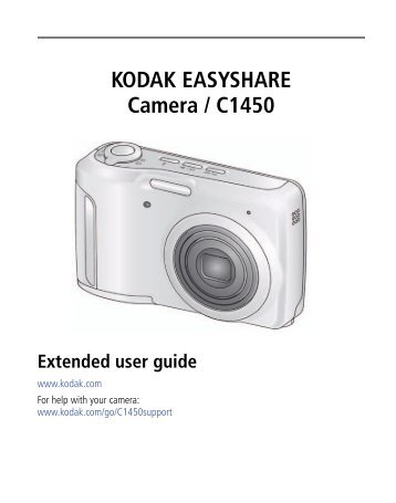 KODAK EASYSHARE Camera / C1450 - Icecat