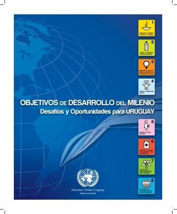 objetivos de desarrollo del milenio - Naciones Unidas en Uruguay