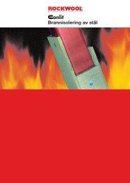 Conlit Brannisolering av stål - Rockwool AS