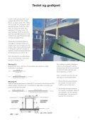 Conlit Brannisolering av stål - Rockwool AS - Page 3