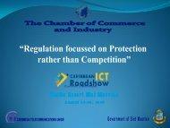 Represent the entire Private Sector