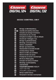 30352 Control Unit - Carrera