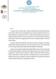 tc başbakanlık atatürk kültür, dil ve tarih yüksek kurumu atatürk kültür ...