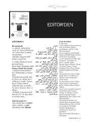 Prof. Dr. Osman Öztürk'ün - İslami Edebiyat