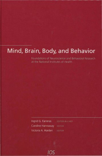 MIND, BRAIN, BODY AND BEHAVIOR - Office of NIH History ...