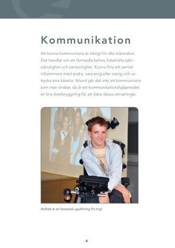 Produktkatalog Kommunikation - Abilia