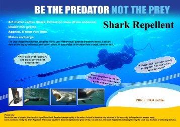 Shark Repellent Shark Repellent - Sofab.net