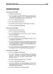 Fachliche Hinweise § 33 SGB II, Stand: Januar 2010