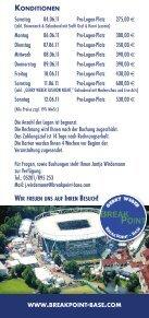 LOGENPLÄTZE GERRY WEBER OPEN 04. - 12. Juni 2011 ... - Seite 2