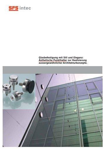 Glas Befestigung glasbefestigung magazine