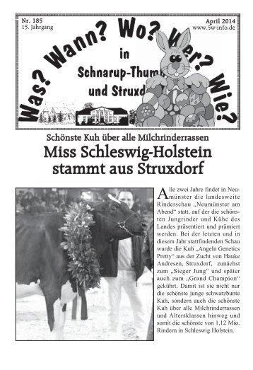 5W Heft April 2014