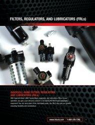 FILTERS, REGULATORS, AND LUBRICATORS - Pneumatic Tools ...