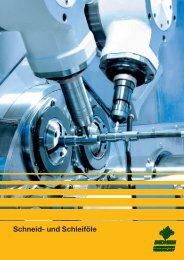 Schneid- und Schleiföle - Carl Bechem GmbH