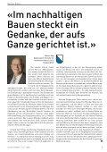 Nachhaltig Bauen im Kanton Zürich 3/2010 - Gerber Media - Page 5