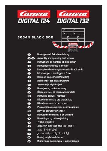 30344 Black Box - Carrera