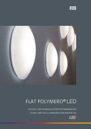 Flat polymero® LED - RZB