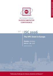 ISC 2006 - Reiner Hartenstein