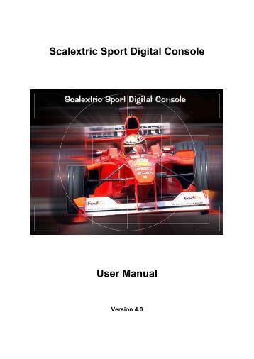 Scalextric magazines - Scalextric sport digital console ...