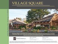 VILLAGE SQUARE - Prime Commercial, Inc