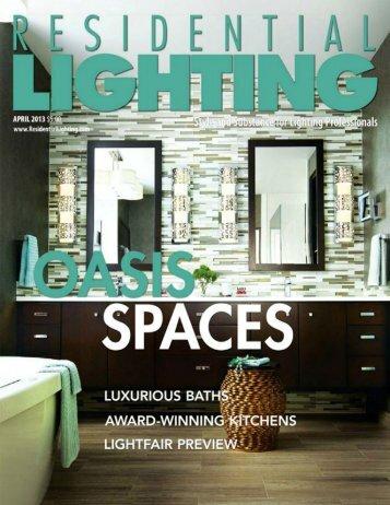 2013 April - Jesco Lighting
