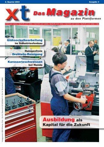 Magazin - x-technik