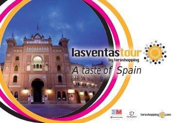 A taste of Spain - Cope