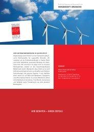 Windkraft-Branche Wir Beraten – ihren erfOLG - Paluka Sobola Loibl ...