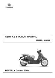 vespa gts super 300 ie scooter service repair pdf
