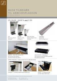 HuSk TILbeHØR TIL ARbeJdSPLAdSeN - PJ Production