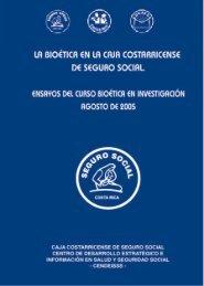 Ensayos del Curso de Bioética en Investigación - CENDEISSS