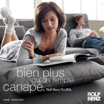 qu'un simple - Rolf Benz