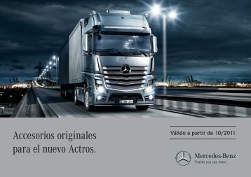 Catálogo en español (4640 KB, PDF) - Mercedes-Benz España