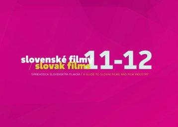 Slovenské filmy | Slovak Films 2011 - AIC