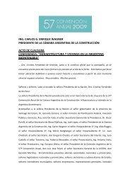 ING. CARLOS G. ENRIQUE WAGNER PRESIDENTE DE LA ...
