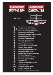 Carrera DIGITAL 124 Lapcounter (Item No. 30342)