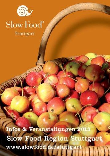Unser Schneckenexpress 2013 zum Download - Slow Food ...
