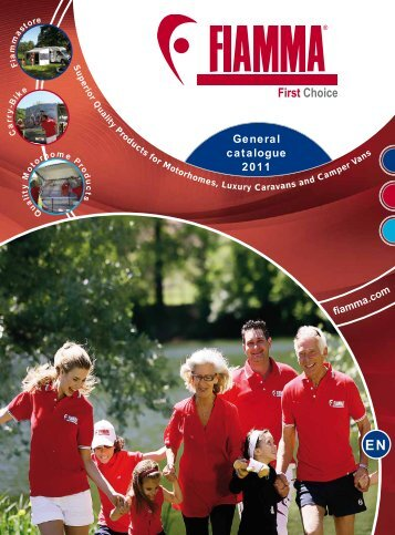 2011 Fiammastor Awnings Section - Motorcaravanning.co.uk