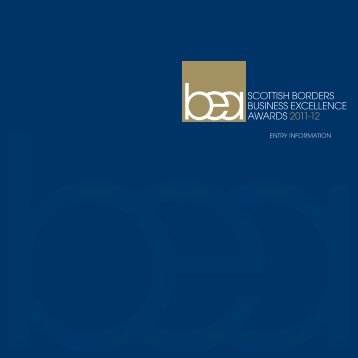 ssbea brochure 2012